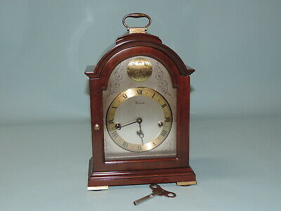 Dutch Wuba Warmink 8 day Westminster Bracket Clock,Westminster Chime,5 hammers