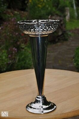 Silber - Kerzenhalter / Silver Candle Stick, silver plated