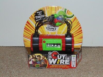 2018 YULU Cut The Wire Bomb Game Brand New Defuse or Lose Discontinued