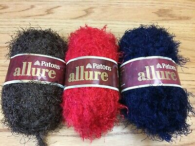LOT OF 2 Skeins, Patons Lace Yarn, Weight #2, Woodrose or