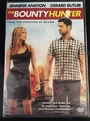 The Bounty Hunter (DVD, 2010) JENNIFER ANISTON NEW FACTORY SEALED 2010