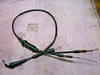 Yamaha Tdr 250 Throttle Cable For Repair