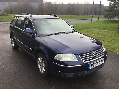 Vw Passat tdi estate 55 reg, 130 bhp only 70k