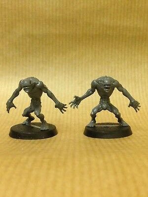 Warhammer Quest Blackstone Fortress 4 Ur-Ghuls new on Sprue 40K / Fantasy