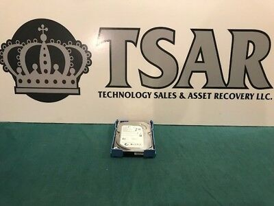 Lot of Two Dell 9CF26 500GB SATA Hard Drives (Seagate ST500DM002) w/ sleds