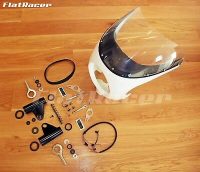 BMW R90S R100S R100CS Cafe Racer S cockpit fairing full kit