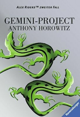 Gemini-Project (Alex Rider, Band 2) Horowitz, Anthony: