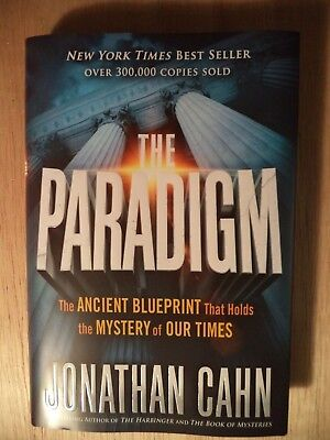 """"""" The Paradigm """" Book by Best - Selling Author Jonathan Cahn"""