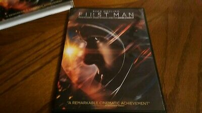 First Man (DVD 2018) Claire Foy, Ryan Gosling+ Free digital movie code