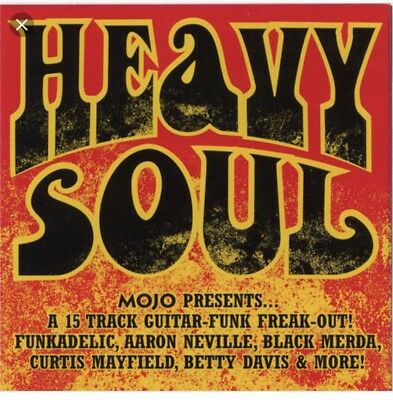 Mojo Magazine CD / May - 2010 - Heavy Soul