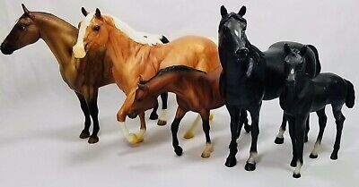 Horse Lot Breyer Appaloosa Indian Elvis Presley Rising Sun Bluebox