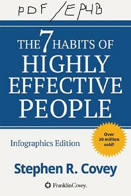 (P D F & E P U B)The 7 Habits of Highly Effective People: Powerful Lesson EB000K