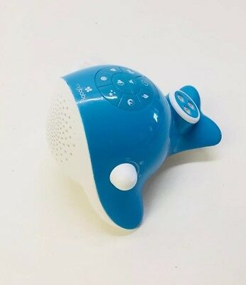 myBaby SoundSpa Slumber Whale Soothing Sounds and Projection MYB-S350