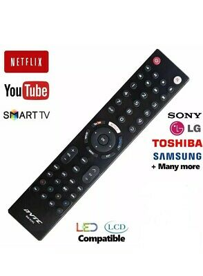 Universal Remote Control For All Brands Smart Tv,With YouTube & Netflix Option