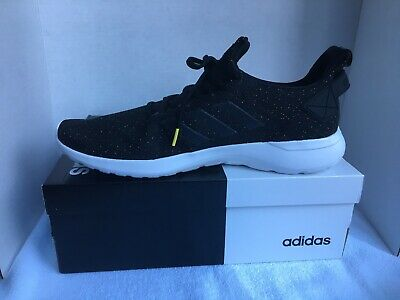 Adidas Men s Lite Racer BYD Running Shoe Black Onix Size 14 M in Box 1241548cb