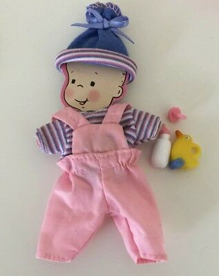 Zapf Creation Baby Born Mini World Pink Tracksuit Outfit- Great Condition!