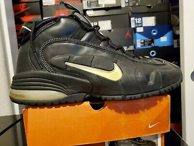 first rate 3a568 6d91e Vintage Nike Air Max Penny B 1 Hardaway Black White Prod  624017-011