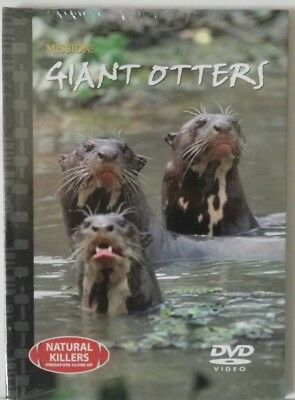 Mission : Giant Otters  from the Natural Killers Close-Up  DVD Series