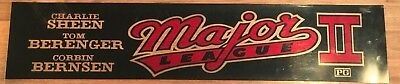 Major League 2 - Movie Theater Poster / Mylar LARGE Vers - 5x25