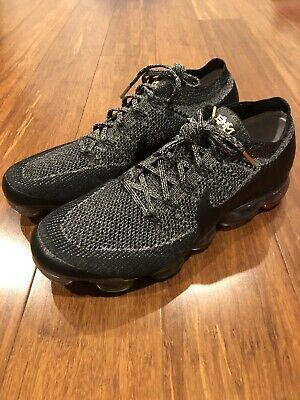 6d3e8712e7 Nike Air Vapormax Flyknit Used Size 14 Bhm Black History Month Aq0924 007