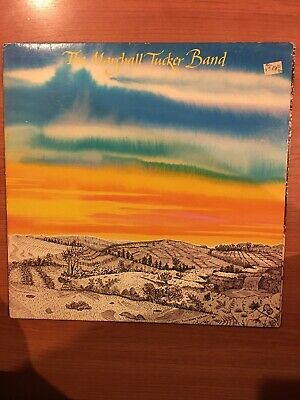 THE MARSHALL TUCKER BAND  LP self titled 1974 Capricorn Records