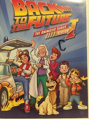 Back To the Future: The Animated Series - Season 1