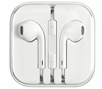 bfba00dbc08 APPLE EARPODS EARBUD Earphones with Remote and Mic 3.5MM Jack ...