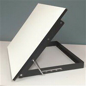 Malamine Drawing Board With Metal Stand