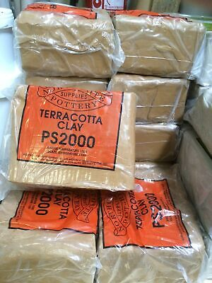 Northcote PS2000 Terracotta Clay