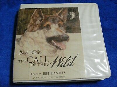 The Call of the Wild by Jack London (2010, CD, Unabridged)