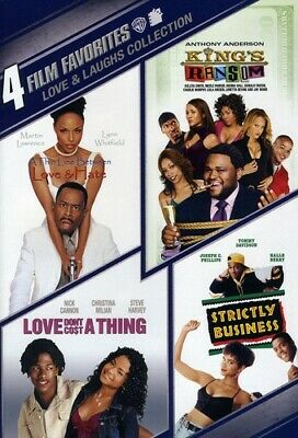 Love & Laughs Collection: 4 Film Favorites [2 Discs] (DVD Used Very Good) WS