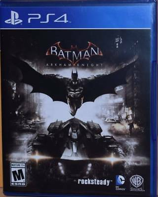 Batman Arkham Knight Game - PlayStation 4 PS4