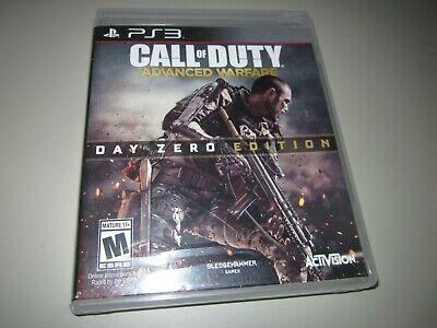 Playstation Call of Duty Advanced Warfare  CASE ONLY