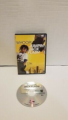 Jumpin Jack Flash (DVD, 2013) Tested