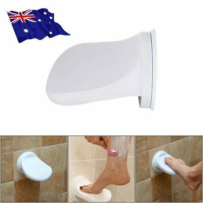 Suction Cup Shower Foot Rest Shaving Bathroom Leg Aid Foot Step Non-Slip OD