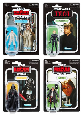 """Hasbro Star Wars The Vintage Collection 3.75"""" Figure Set Of 4"""