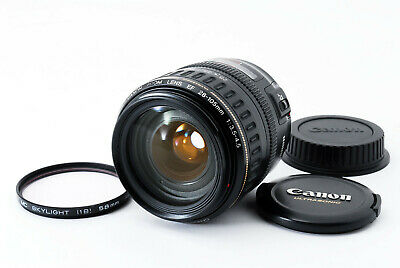 Canon EF 28-105mm F3.5-4.5 USM Autofocus Zoom Lens with Front / Rear Lens