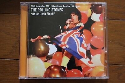 The Rolling Stones  ‎–  Rare Factory PressedCD.