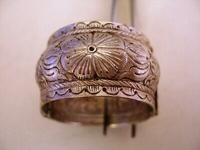 Antique 18c. Handmade Folk Bracelet. Ottoman Empire, Greek and Balkans.