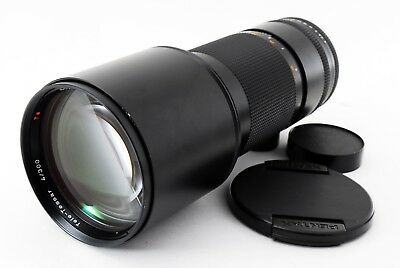 Contax Carl Zeiss Tele Tessar T* 300mm F/4 MF Lens AEG Excellent+++ Tested #3079