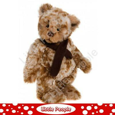 Charlie Bear 2016 Collection  - Hob Nob  fully jointed