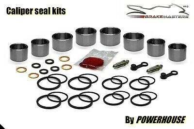 Yamaha TZR250 SP 3MA front brake caliper piston seal repair rebuild kit set
