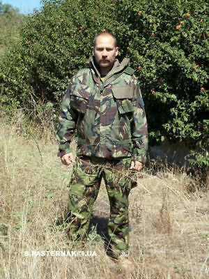 NBC Army Suit UK Military Camo / Olive / Desert Jacket & Trousers Size M-XL