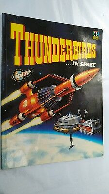 Thunderbirds In Space Comic Album Issue 2 from Ravette Books 1992 Collectible
