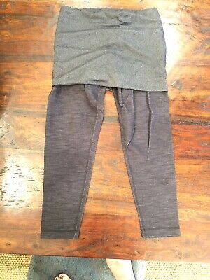 4aacd5d326 LULULEMON YIN TO You Wee Are From Space Striped Crop Leggings with ...