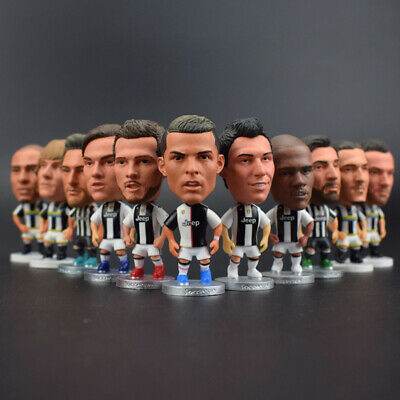 """Soccer Juventus Star Player 2.5"""" Action Doll Toy Figure New Season"""