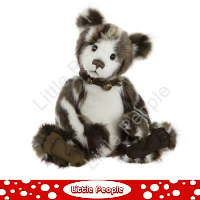 Charlie Bear 2018 Collection  - Higgle 2018  fully jointed
