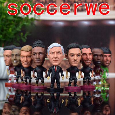 """Soccer ARS Star Player 2.5"""" Action Doll Toy Figure New Season"""