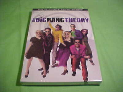 The Big Bang Theory - The Complete Tenth Season - New & Unopened - 2017 (32)