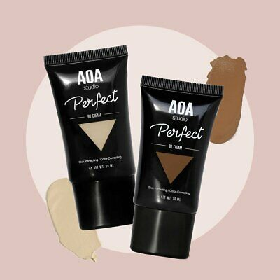 AOA Perfect BB Cream - FAIR LIGHT MEDIUM -  Moisturising/Colour Correcting 30ml